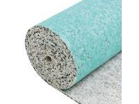 New Carpet Underlay