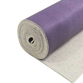 8mm Thick Heavy Domestic Underlay