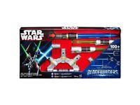 Star Wars Jedi Master Bladebuilders Lightsaber