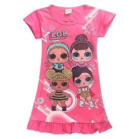 lol suprise doll nightwear