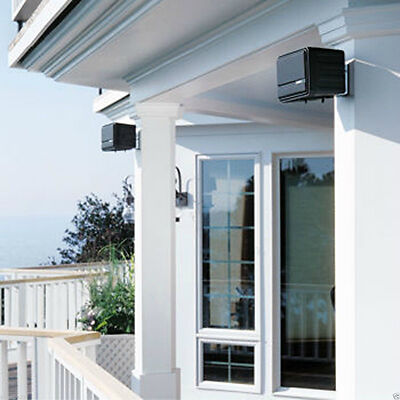 The Complete Guide to Outdoor Speakers