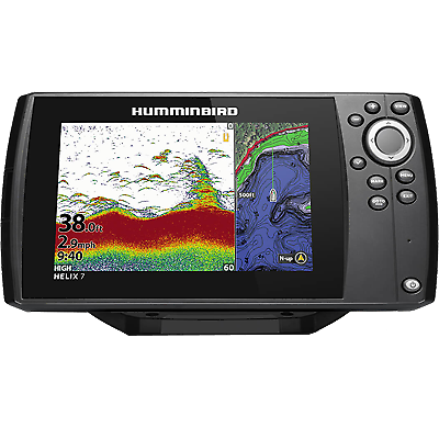Humminbird 410930-1 Helix 7 Fish Finder