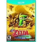 Legend of Zelda: The Wind Waker Nintendo Wii U Video Games