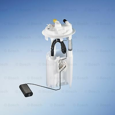 Fuel Tank Sender Unit fits CITROEN BERLINGO 1.9D 02 to 08 Gauge Bosch 1525EG New