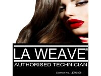 LA WEAVE HAIR EXTENSIONS MODELS REQUIRED