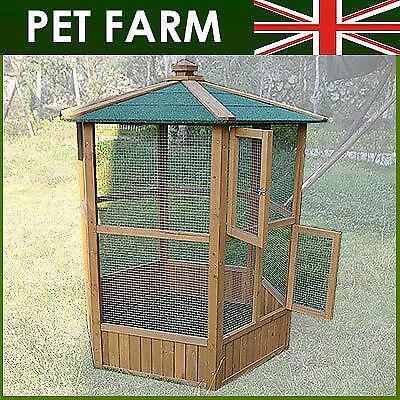 Hexagonal Aviary Cages Ebay