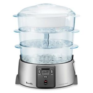 3 Tier Steamer - NEW, never used