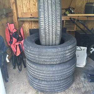 Bridgestone Deullers H/T II