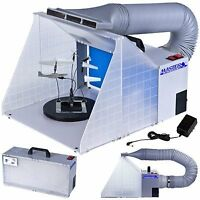 Master Airbrush Brand Portable Hobby Airbrush Spray Booth (witho
