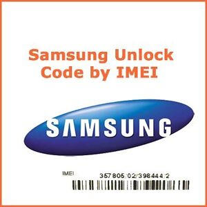 Professional Factory Samsung Unlocking Quick and Cheap!