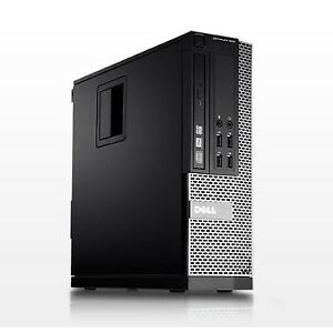 Dell Optiplex 990 Quad i7-2600 8.0RAM/500HD Business Desktop PC