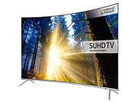 "LATEST SAMSUNG UE49KS7500 Smart 4k Ultra HD HDR 49"" Curved BRAND NEW"