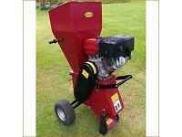 Chipper Shredder Garden Mulcher 15HP