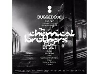 The Chemical Brothers in Bristol x 2 tickets