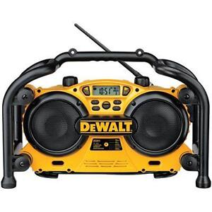 Dewalt DC011 worksite radio
