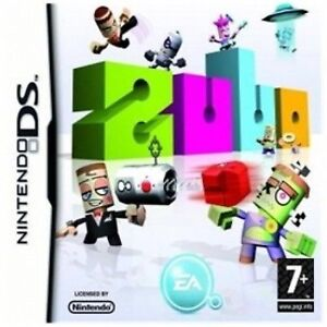 ZUBO-for-NINTENDO-DS