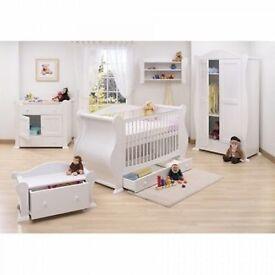 TUTTI BAMBINI Marie collection baby nursery furniture