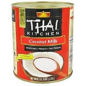 Thai Kitchen Pure Coconut Milk 96 Ounce 6 Per Case