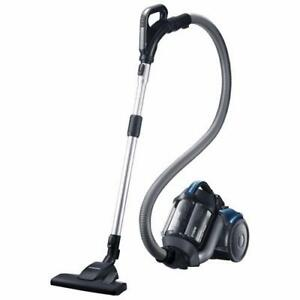 Samsung VC12F50HNDU Bagless Canister Vacuum  (Only 1 main brush included in)store refurbished  ***READ***
