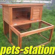 Guinea Pig Cage Hutch