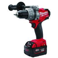 Milwaukee M18 Fuel 1/2 inch Hammer Drill / Driver kit