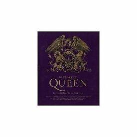 40 years of queen