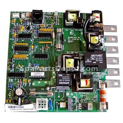 Cals Spas Circuit Board C2000r1f 30 Day Warranty