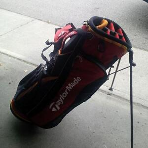 Taylor Made -  Brand new cart and stand golf bag