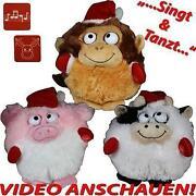 Singendes Stofftier