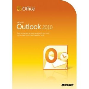 schulversion microsoft office outlook 2010 full pac d ebay. Black Bedroom Furniture Sets. Home Design Ideas