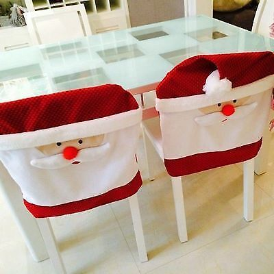 Sittin' and Suppin' on Santa