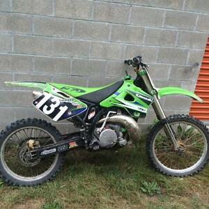 Kx 250 trade for enduro