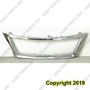 Grille Moulding Chrome Lexus IS250 2009-2010