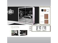💥🤩WARDROBE- Brand New Sliding Mirror Door Wardrobes- Quick Delivery- 1 Year Warranty🤩