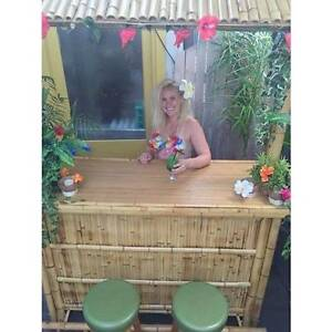 RENT Bamboo Tiki Bar Hawaiian Luau Beach party tropical Rosebud Mornington Peninsula Preview