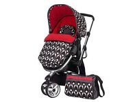 Free delivery Obaby Chaise Stroller pram RRP £299 Strollers prams baby's