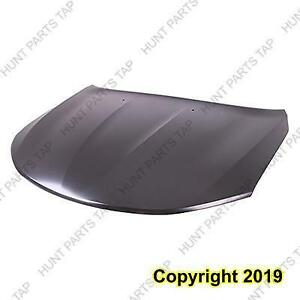 Hood Aluminiuminum Sedan Chrysler 200 2015-2016
