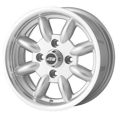 """6.0 x 13"""" JBW Minilight Alloy Wheels Classic Ford Escort mk1 mk2  (Set of 4)"""
