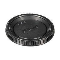 Brand New Nikon Camera Body Cap Or Rear Lens Cap Cover