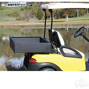 Club Car Precedent Golf Cart Utility Box