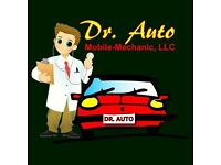 Mobile Mechanic (Car Diagnostics, Electrics, Aircon Refil, Brake Discs&Pads, Service and Repairs)