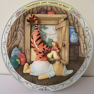 Winnie the Pooh and Friends collector plates