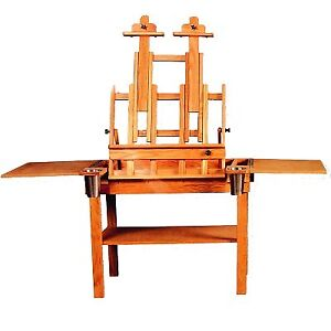 Easel, Artists table, Taboret. Best Becky II Taboret $300