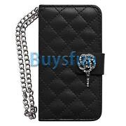 iPhone 4 Wallet Case Bling