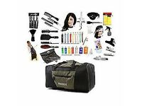 STUDENT HAIR TOOLS TRAINING KIT. BRAND NEW