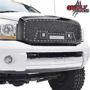 REDUCED!!! NEW GRIZZLY GRILLES!!! AVAILABLE FOR ALL TRUCKS !!! LOWEST PRICES NATIONWIDE