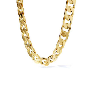 22inch 50grams men's soild gold chain like new retails for $6999