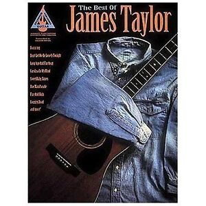 Artist-Songbooks-Best-of-James-Taylor-With-Notes-and-Tablature-1992