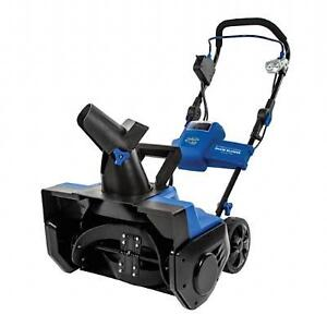 Snow Joe iON21SB-PRO 21-Inch Cordless Single Stage Snow Blower