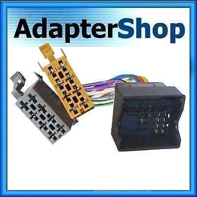opel radio adapter auto hi fi navigation ebay. Black Bedroom Furniture Sets. Home Design Ideas